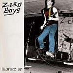Cover ZERO BOYS, history of