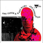 Cover JIMI TENOR & KABU KABU, 4th dimension
