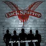 COCK SPARRER, guilty as charged cover