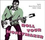 V/A, roll your moneymaker - black rock´n roll cover