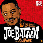 JOE BATAAN, king of latin soul cover