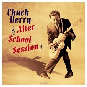 CHUCK BERRY, after school session cover