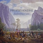 Cover PROPAGANDHI, supporting caste