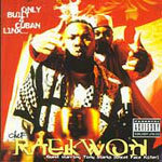 RAEKWON, only built for cuban linx cover
