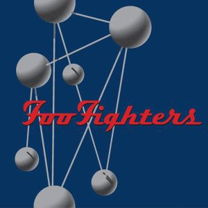Cover FOO FIGHTERS, colours & shape