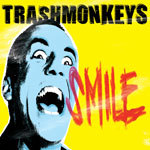 TRASHMONKEYS, smile cover