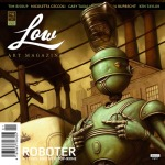 Cover LOW ART MAGAZIN, # 4