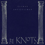 Cover 31 KNOTS, climax anti-climax