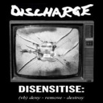 DISCHARGE, disensitise cover