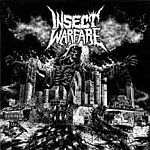 INSECT WARFARE, world extermination cover