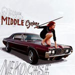 Cover NEKO CASE, middle cyclone