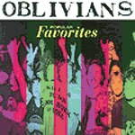 Cover OBLIVIANS, popular favorites