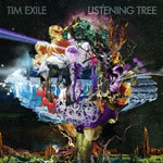 Cover TIM EXILE, listening tree