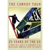 THE EX, convoy tour - 25 years of the ex cover