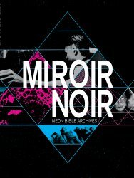 ARCADE FIRE, miroir noir cover