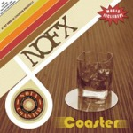NOFX, coaster (frisbee) cover