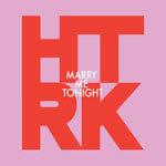 Cover HTRK, marry me tonight