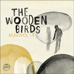 Cover WOODEN BIRDS, magnolia