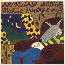 MICHAEL HURLEY, armchair boogie cover