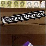 Cover FUNERAL ORATION, s/t