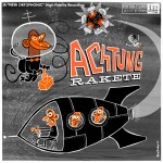 Cover ACHTUNG RAKETE, s/t
