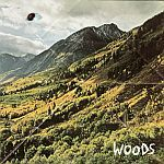 Cover WOODS, songs of shame