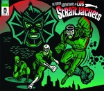 Cover LOS STRAITJACKETS, further adventures of...