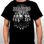 Cover NASUM, engine of death_black