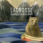 Cover LACROSSE, bandages for the heart