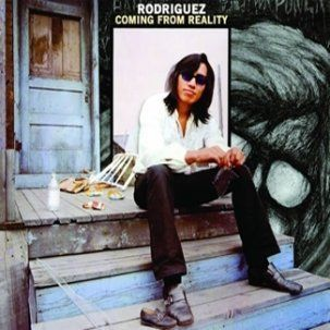 RODRIGUEZ, coming from reality cover