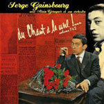 SERGE GAINSBOURG, du chant a la une vol. 1 & 2 cover