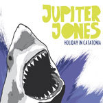 Cover JUPITER JONES, holiday in catalonia
