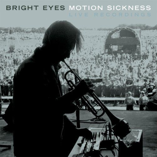 Cover BRIGHT EYES, motion sickness