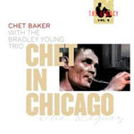 Cover CHET BAKER, chet in chicago
