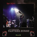 Cover TAV FALCO PANTHER BURNS, administrator blues