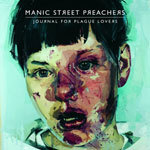 Cover MANIC STREET PREACHERS, journal for plague lovers