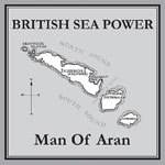 Cover BRITISH SEA POWER, man of aran