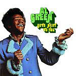 Cover AL GREEN, gets next to you