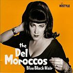 Cover DEL MOROCCOS, blue black hair