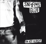Cover SNIFFING GLUE, i´m not alright