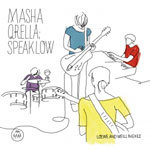 Cover MASHA QRELLA, speak low