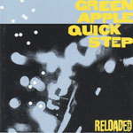 GREEN APPLE QUICK STEP, reloaded cover