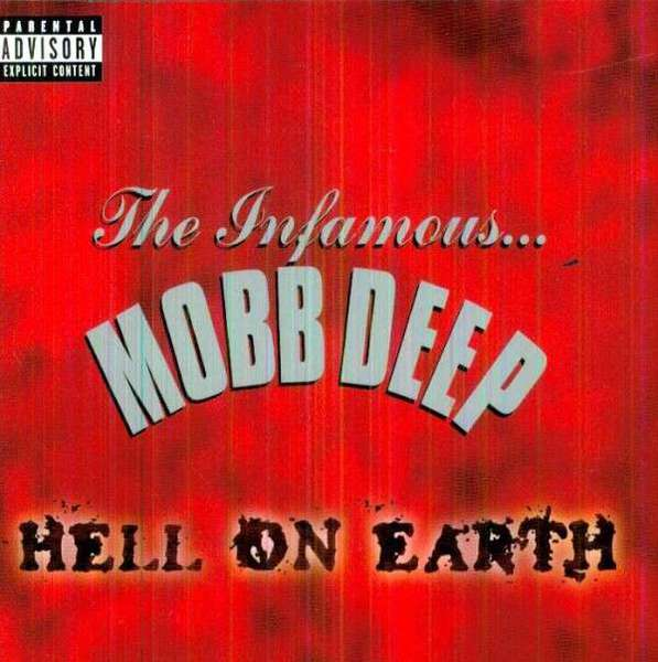 MOBB DEEP, hell on earth cover