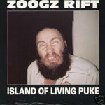 Cover ZOOGZ RIFT, island of living puke