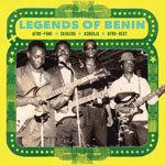 V/A, legends of benin cover