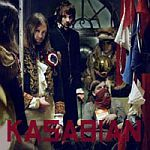 Cover KASABIAN, west ryder pauper lunatic asylum