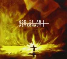 Cover GOD IS AN ASTRONAUT, s/t