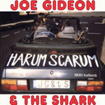JOE GIDEON, harum scarum cover