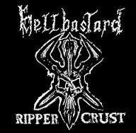 HELLBASTARD, rippercrust cover