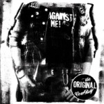 Cover AGAINST ME, original cowboy